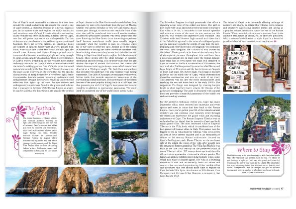 Travel Magazine Layout Stephanie Guler Design Portfolio