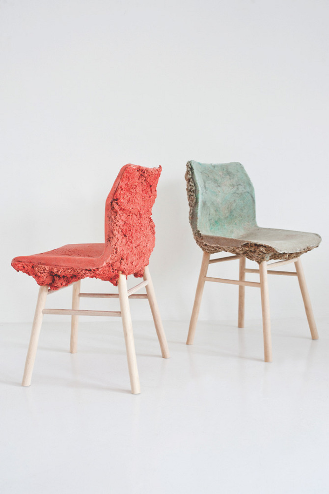 JamesShaw MarjenVanAubelWELLPROVEN2 10 The Well Proven Chair by James Shaw and Marjan van Aubel in THISISPAPER MAGAZINE