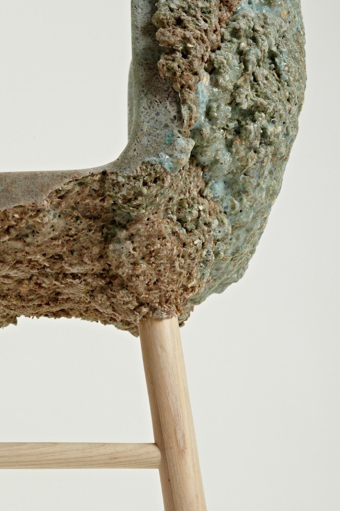 The Well Proven Chair, James Shaw, Marjan van Aubel, design, thisispaper, magazine, furniture
